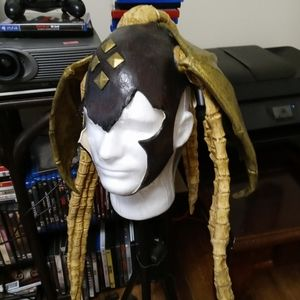 The Nightmare Collection Helmet and Body Armor